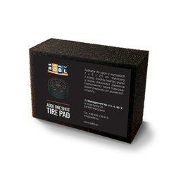 ADBL One Shot Tire Pad Megapack 10szt. piankowy aplikator do dressingu do opon