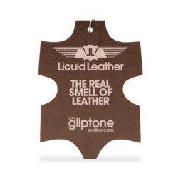 Gliptone Leather mały odświeżacz powietrza o zapachu skóry
