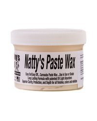 Poorboy's World Natty's Paste Wax White 235ml