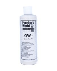 Poorboy's World Quick Wax Plus QW+ 473ml płynny wosk