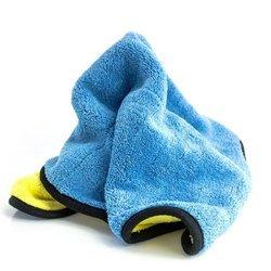 RRC Gruby Ręcznik XXL 80x50cm do osuszania lakieru