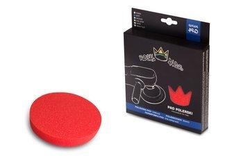 Royal Pads PRO Soft Pad Polishing 130mm czerwony miękki pad polerski