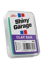 Shiny Garage Clay Bar Fine 100g delikatna glinka