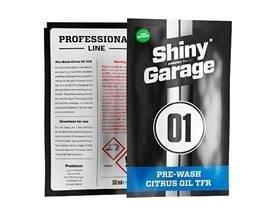 Shiny Garage Pre-Wash Citrus Oil TFR saszetka 50ml piana aktywna