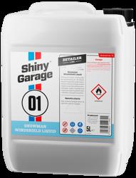 Shiny Garage Snowman Windshild Liquid 5l płyn do spryskiwaczy